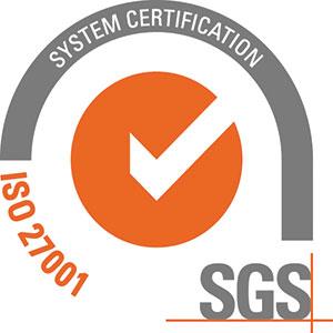 certification iso ieg 27001:2013